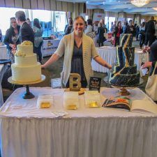 Bredenbeck's Bakery at the Main Line Bridal Event 2019