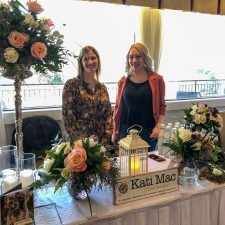 Kati Mac Floral Designs at the Main Line Bridal Event 2019