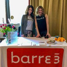 barre3 at the Main Line Bridal Event 2019