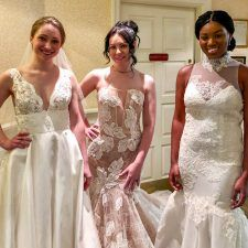 The Main Line Bridal Event Fashion Show 2019