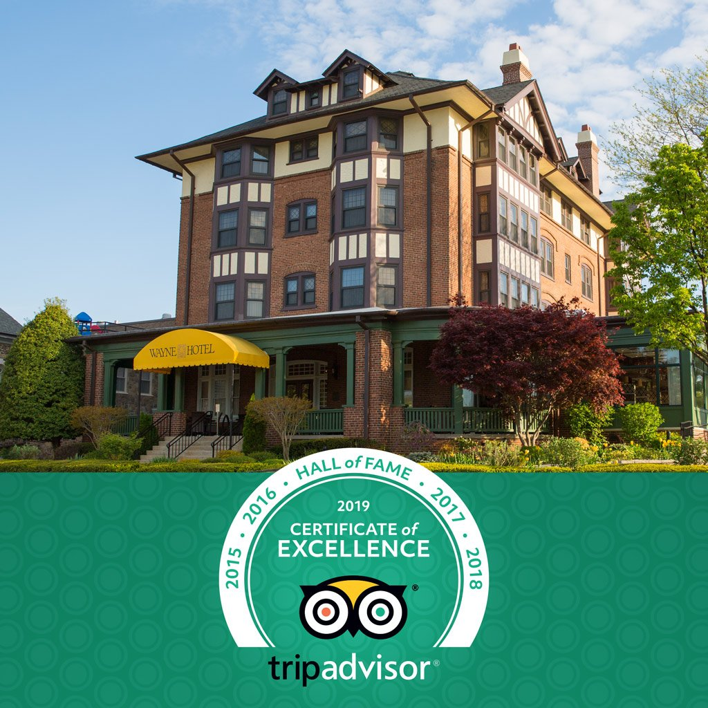 TripAdvisor Certificate of Excellence Hall of Fame 2019