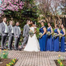 Shivon & Andrew's Wedding at The Radnor