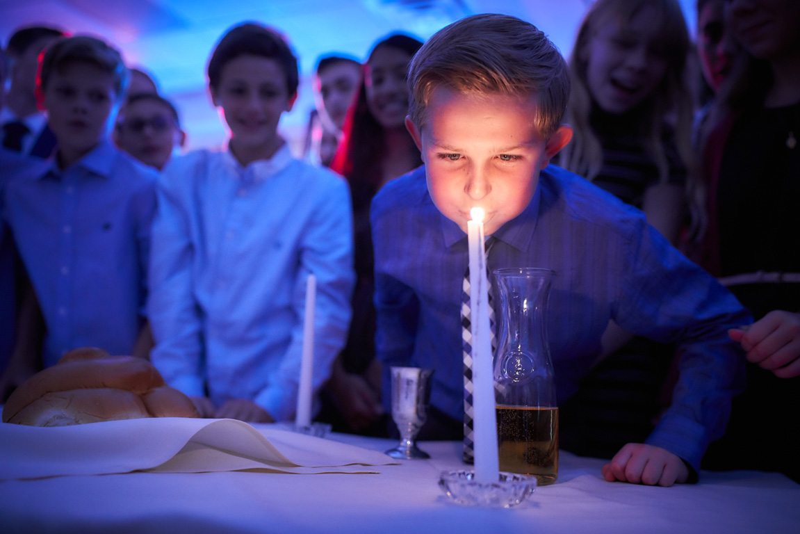 Nathan's Bar Mitzvah at The Radnor