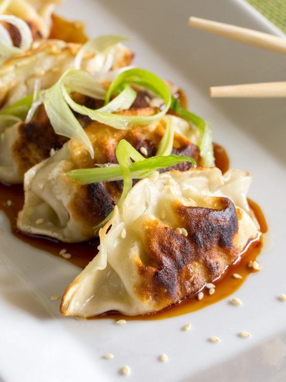 Fried Pork Dumplings