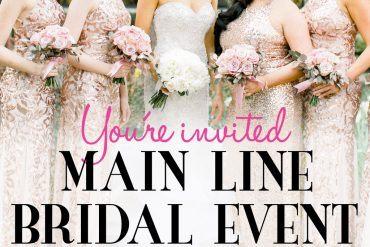 Main Line Bridal Event at The Radnor Hotel 2020