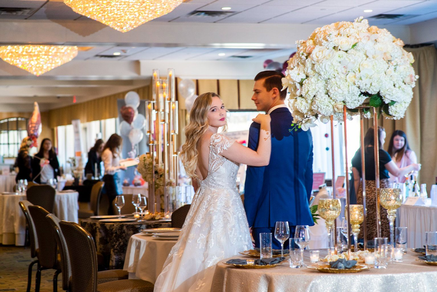 The Main Line Bridal Event at The Radnor Hotel 2020