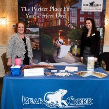 Bear Creek Mountain Resort at the Main Line Bridal Event 2020