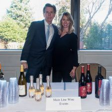 Main Line Wine Events at the Main Line Bridal Event 2020
