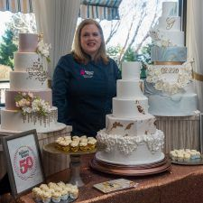 The Master's Baker at the Main Line Bridal Event 2020