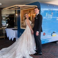 Fizzy Wheels at the Main Line Bridal Event 2020