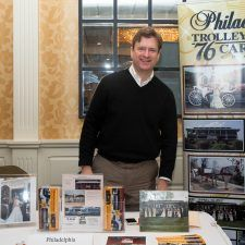 Philadelphia Trolley Works at the Main Line Bridal Event 2020