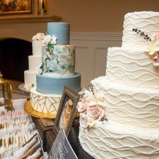 Bredenbeck's Bakery at the Main Line Bridal Event 2020