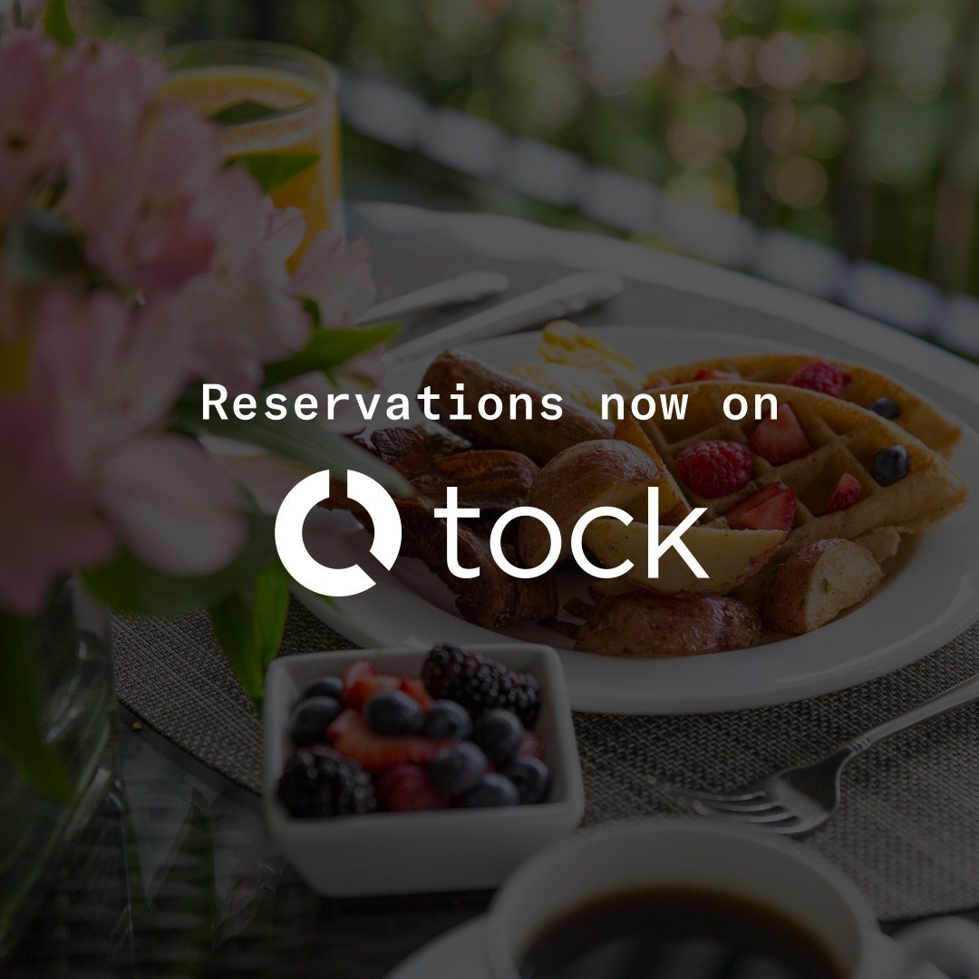 Online Dining Reservations for The Radnor Hotel and Glenmorgan Bar & Grill are now on Tock