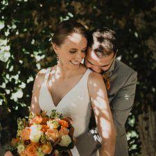 Michelle & Tim's Wedding at The Radnor Hotel
