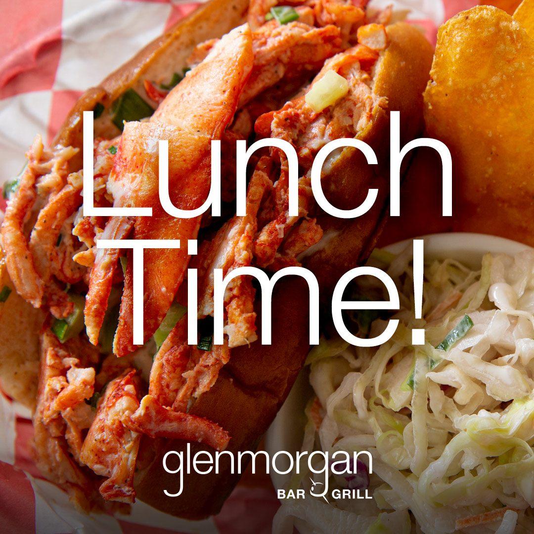 Glenmorgan Bar & Grill Lunch Time!