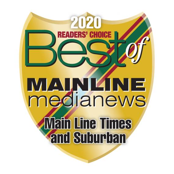 Best of Main Line Media News Readers' Choice Awards 2020
